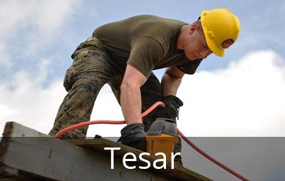 Tesar profil iz područja rada Gradjevinarstvo.