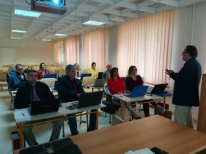 Akademija Dositej je održala obuku za menadžment i administraciju povodom uvođenja novog informacionog sistema.
