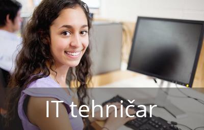 IT TEHNIČAR- elektrotehnicar informacionih tehnologija je najnoviji obrazovni profil, kao redovni u Republici Srbiji ali i u našoj školi.