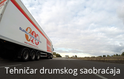 Tehničar drumskog saobraćaja zadužen je za organizaciju, analizu i praćenje podataka o putničkom i teretnom saobraćaju.